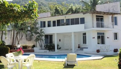 Photo for Beautiful house with pool in Ixtapa Mexico