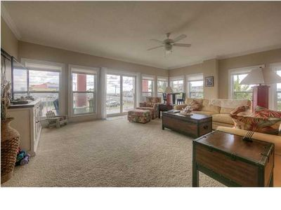 Photo for Available Beginning May 2019 - 3/3 Directly across from dedicated beach.