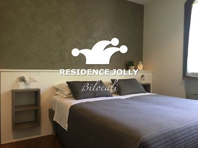 Photo for Bright two-room apartment JOLLY equipped with all amenities, with balcony.