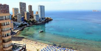 Photo for 1BR Apartment Vacation Rental in Benidorm,
