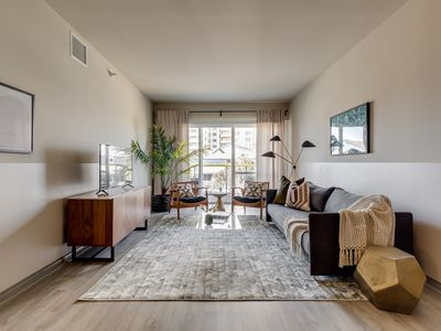 Photo for Abode   Marina del Rey   2-Bedroom +Pool/Gym/Spa