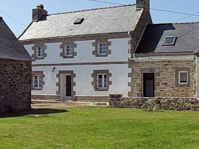 Photo for Holiday home at 1 km away from the magnificent coasts and beaches of Brittany!