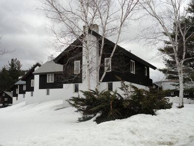Photo for Lovely  Ski Chalet 1 mile from Stratton Mountain access Rd many update