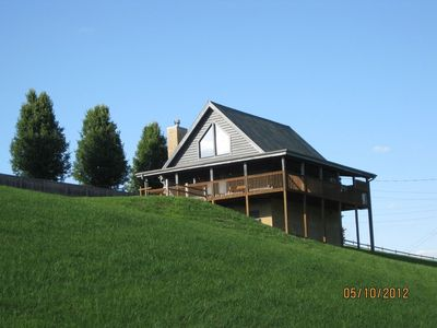 Photo for Perfect Location for DollyWood and Horseback Riding, Hot Tub, Arcade Table