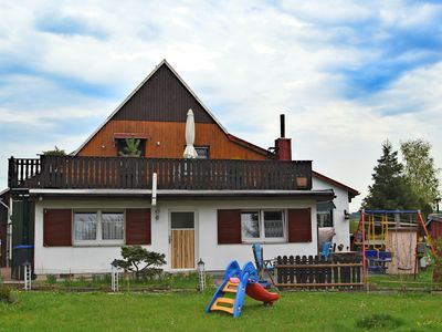 Photo for Peaceful Apartment with Private Terrace in Lichtenhain