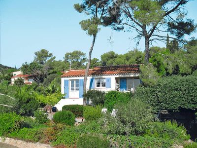Photo for Vacation home Villa Pequot  in Les Issambres, Côte d'Azur - 6 persons, 2 bedrooms