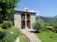 True Italien house with amazing views