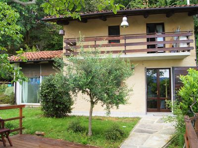 Photo for Independent house in the Woods, Pagno 6 km from Saluzzo