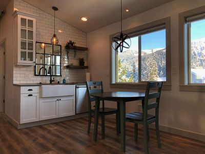 Photo for New Build Bright Loft Apartment with Mountain Views