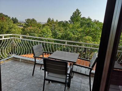 Photo for Studio flat with terrace Seline (Paklenica)