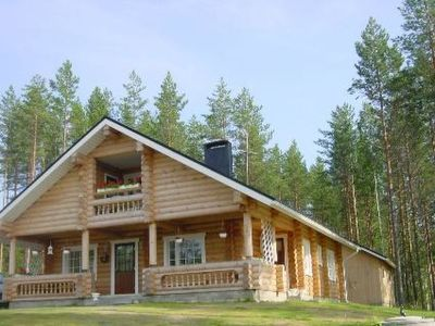 Photo for Vacation home Saraste in Heinävesi - 8 persons, 4 bedrooms