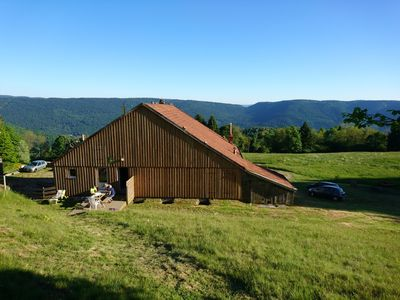 Photo for 2BR Cottage Vacation Rental in Saulxures-Sur-Moselotte, Grand Est