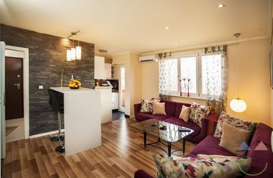 Photo for CITY One of our most beautiful apartments, offer highest comfort and pleasure