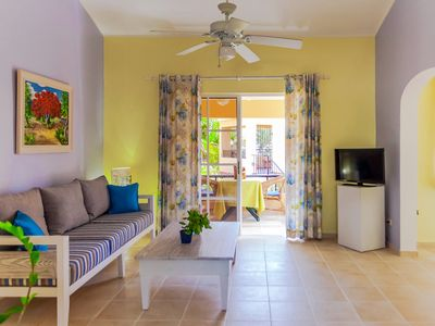 Photo for Beach Apartment. Caribbean Vacation A2