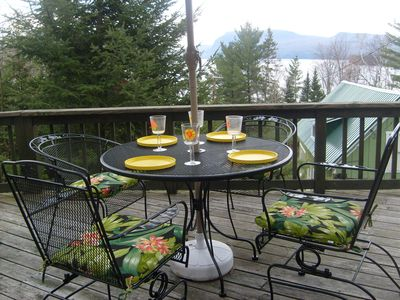 Photo for Cozy Cottage at Beautiful Lake Willoughby