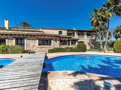 Photo for 6BR Villa Vacation Rental in Esporles, Illes Balears