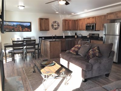 Photo for Brand New 3 bedroom Townhome in the heart of Ouray!  Perfect Location!
