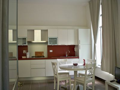Photo for Excellent & quiet location in the heart of Florence, best for families. Wi-Fi