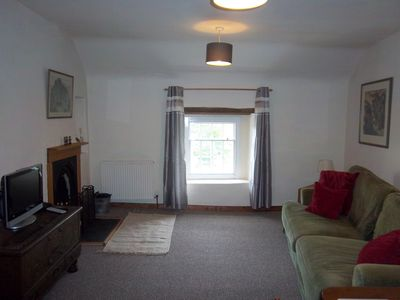 Photo for Spacious Peak District Apartment, Pets Welcome, Sleeps 2, Open Fire