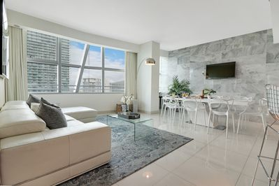 Welcome to Sextant's Conrad Brickell Condo!
