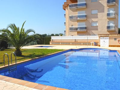 Photo for CAP ROIG APARTMENT WITH GARDEN APT 02 009