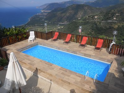 Photo for Holidays in Sicily - Villa Rosi