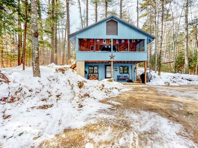 Photo for NEW LISTING! Waterfront cottage with dock on Conway Lake, beach access nearby!