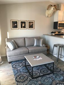 Photo for Newly Renovated In-Town Apartment - Close to everything!