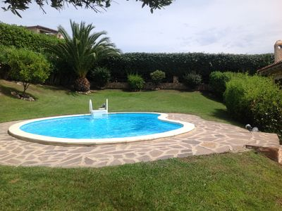 Photo for 3BR Villa Vacation Rental in Pittulongu, Sardegna