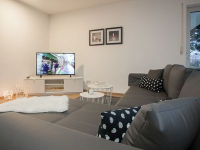Photo for Perfect apartement with garden and terracce, wifi