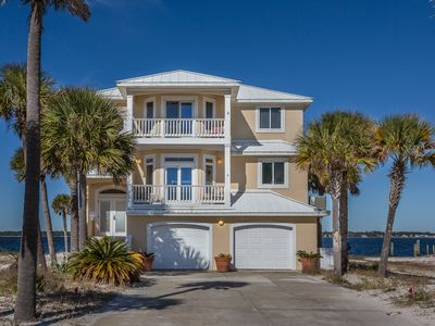 Photo for Awesome beach house : Bring your boat and wave runners!  😎😎