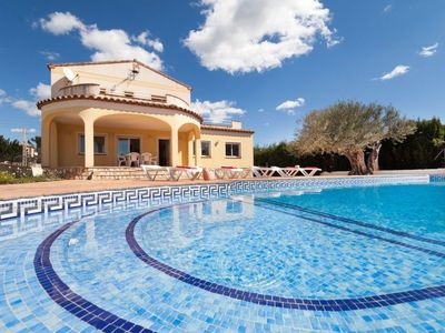 Photo for Vacation home Casa Montagud in L'Ametlla de Mar - 11 persons, 5 bedrooms