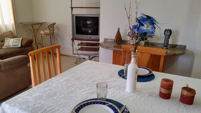 Photo for 30% TO BOOK APART. 2 SUITES AND C / 3 AIR COND. 200 METERS FROM THE BEACH