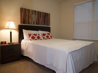 Photo for Modern, clean, comfortable and spacious 2 bedroom, 2 / 2 bath apartment