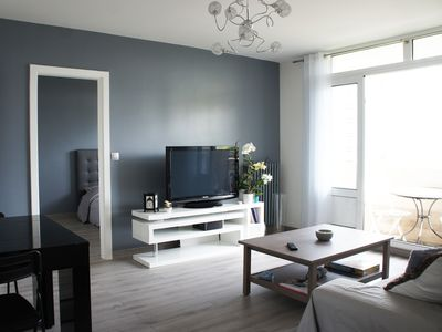 Photo for bright and modern apartment near Paris