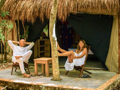 Photo for AKUMAL NATURA GLAMPING