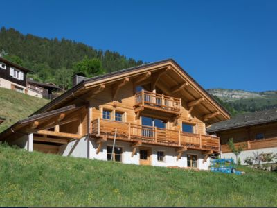 Photo for NEW high end chalet with SAUNA and electric MTB!