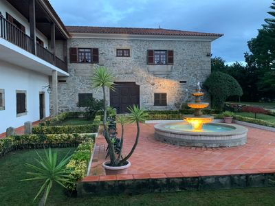 Photo for Near Porto -  Large Villa with Gated Pool - Football - Tennis and Games
