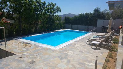 Photo for Escape to a Villa with swimming pool suitable for couples or families