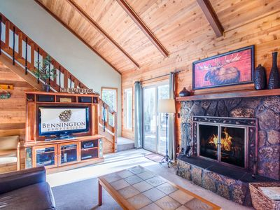Photo for Sunriver Cabin, New Upgrades, Walk to Fort Rock Park w/ Your Family! - CAMA12