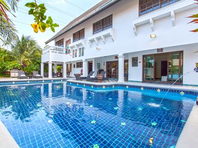 Photo for ⭐Harmony Villa 8BR w/ Large Private Pool