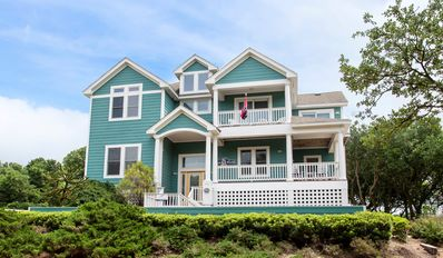 Photo for Heron Haven: Private Pool, Sleeps 13, The Currituck Club