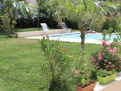 Photo for Provencal Bastide pool and golf