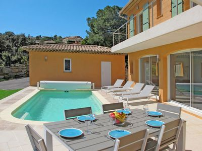 Photo for Vacation home Ferienhaus mit Pool (AGU140) in Saint Aygulf - 10 persons, 4 bedrooms