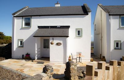 Photo for Newly renovated 3 bedroom cottage with Sea Views in Barna, Galway