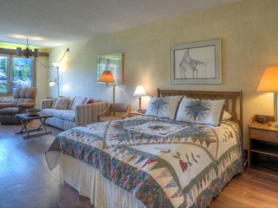 Photo for Golf Condo at Tamarron Lodge with Pool, Hot Tub and Fitness Center