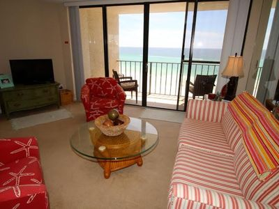 Photo for Edgewater 2 Bedroom Gulf Front Tower 3 Beautiful And Best Deals!