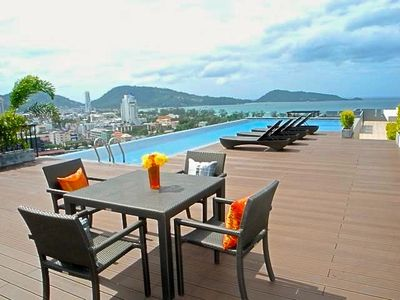 Photo for 1BR Apartment Vacation Rental in Tambon Patong, Chang Wat Phuket
