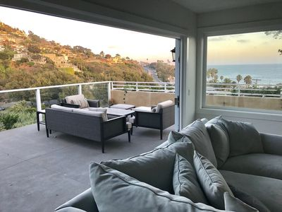 Photo for Laguna Beach Modern Home with White Water Views!