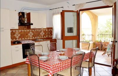 Photo for Holiday apartment Villasimius for 5 - 7 persons with 2 bedrooms - Holiday apartment